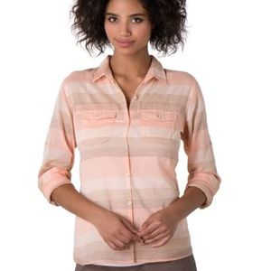 Toad & Co Organic Cotton Shirt XS